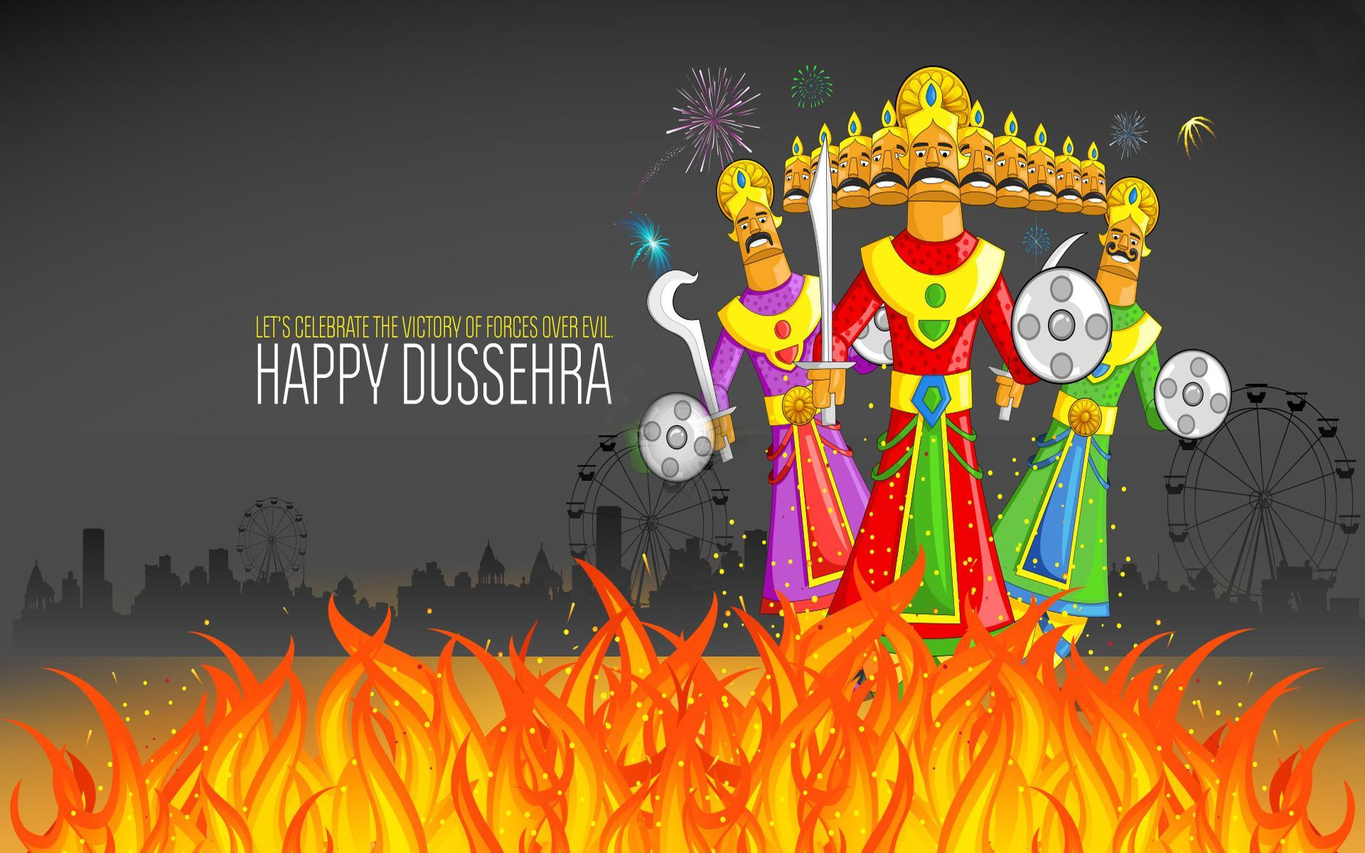 Happy Dussehra Wallpapers 2015 for Android - APK Download