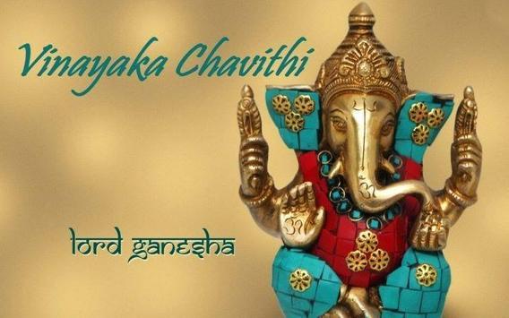 Happy Ganesh Chaturthi 2015 poster