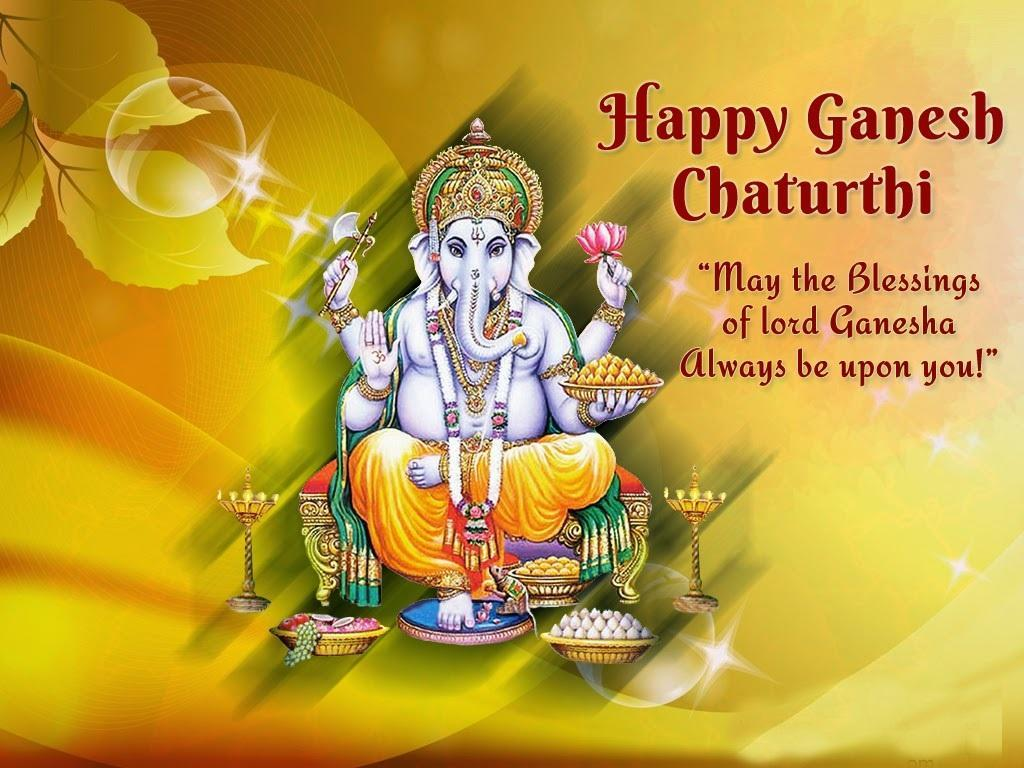 Image result for May Lord Ganesha bring you good fortune and help you realise all your dreams. Happy Ganesh Chaturthi!