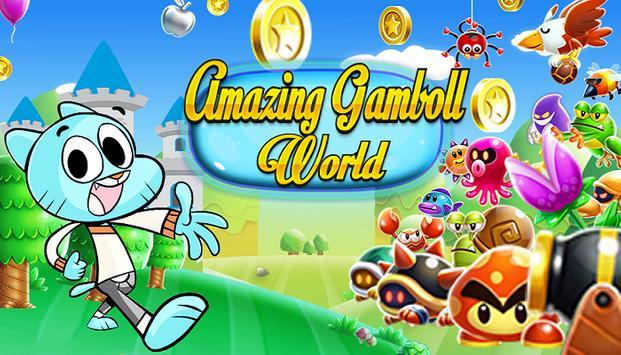 Gambal Subway Amazing World poster