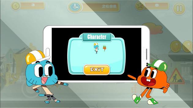 Gumbol vs Robot screenshot 5