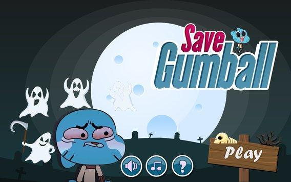 Save Gumball poster