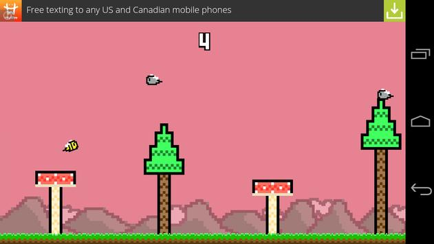 BouncyBee screenshot 3