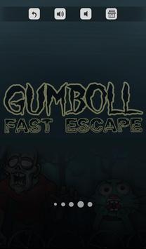 Mr Gųmboll : Fast Escape screenshot 4