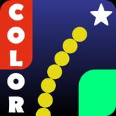 Color Snake Smash icon