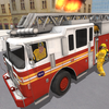 Fire Truck Driving Simulator icon
