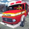 Fire Truck Rescue Simulator ikona