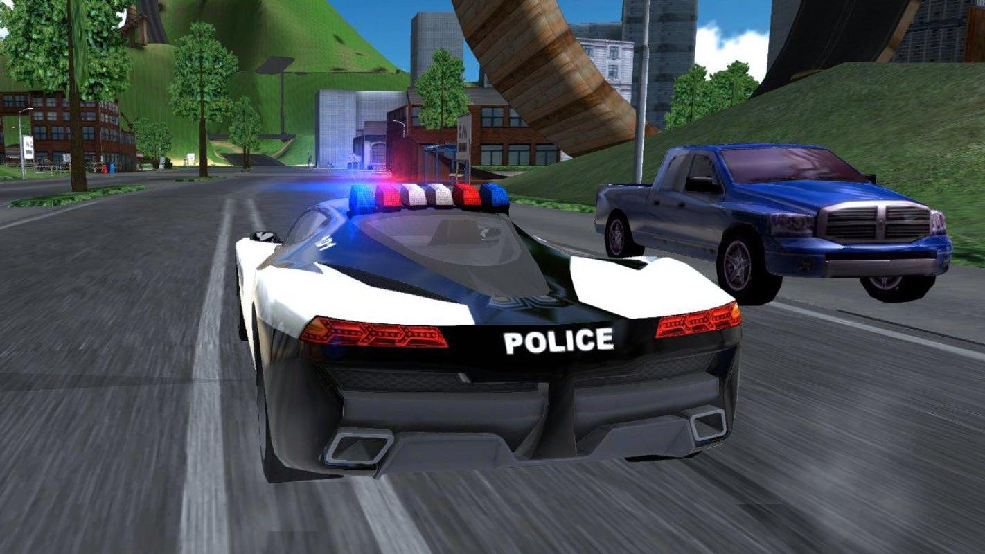 Speed Police Car Driving vs Street Racing Cars APK Download - Free ...