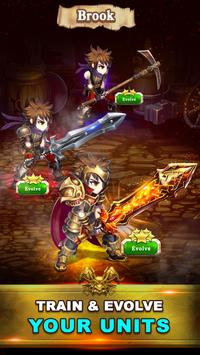 Brave Frontier: The Last Summoner تصوير الشاشة 3