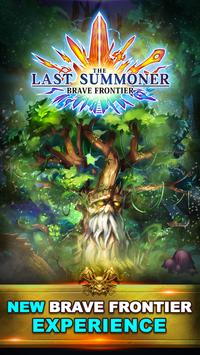 Brave Frontier: The Last Summoner постер