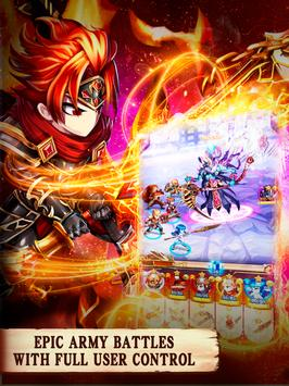 Brave Frontier: The Last Summoner скриншот 12