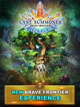 Brave Frontier: The Last Summoner تصوير الشاشة 5