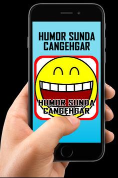Humor Sunda CANGEHGAR apk screenshot