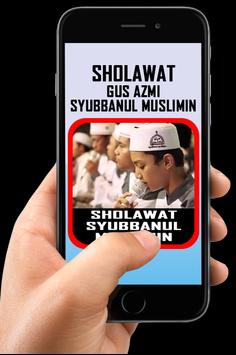 Sholawat Gus Azmi Syubbanul Mislimin screenshot 1