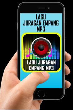 Lagu Juragan Empang Mp3 apk screenshot