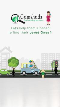 GumShuda Online - Find  Missing People poster