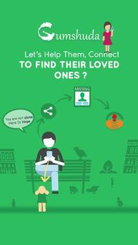 GumShuda Online - Find  Missing People apk screenshot