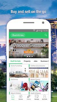 Gumtree SG poster