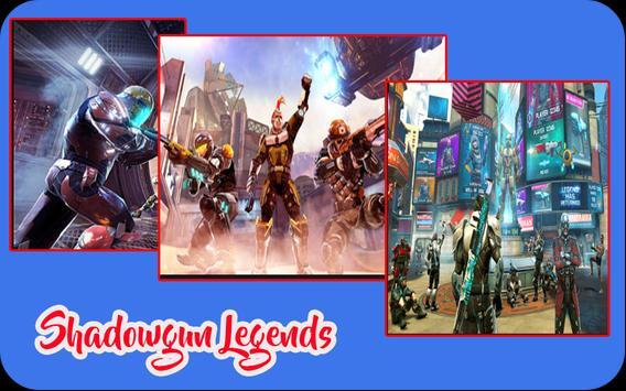 Guides Shadowgun Legends Free apk screenshot