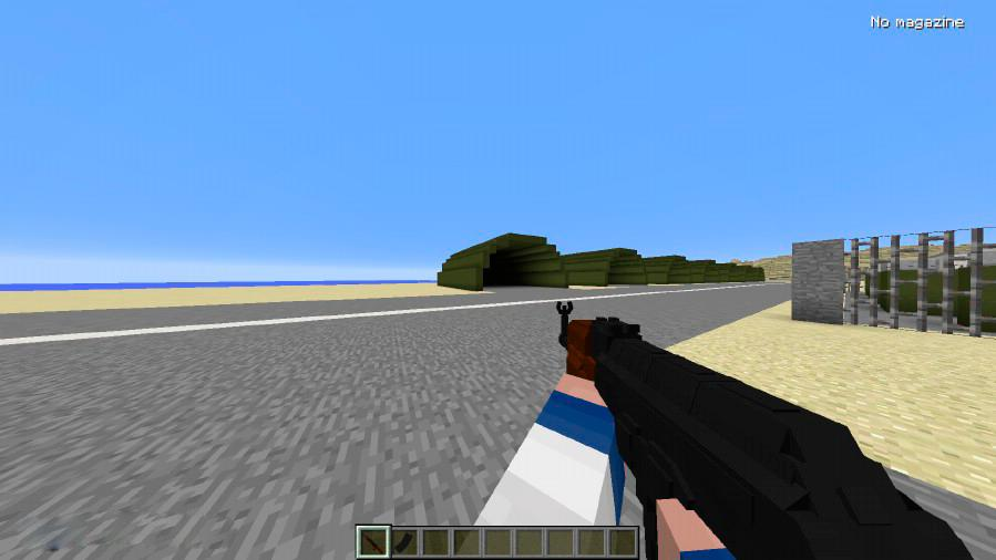 Master Guns mod for Minecraft PE for Android - APK Download