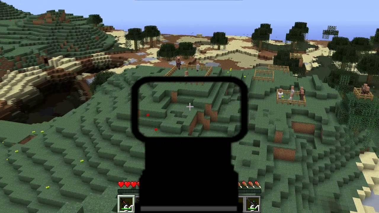 Guns Mod For Minecraft Pe For Android Apk Download