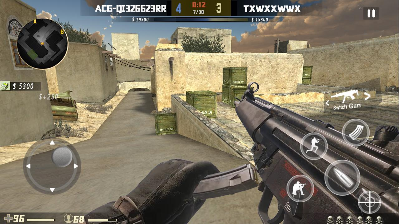 Gun Strike Shoot Fire for Android - APK Download