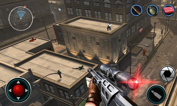 SWAT City Sniper screenshot 4