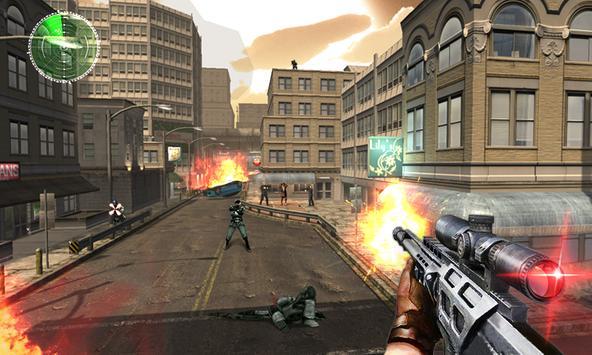 SWAT City Sniper screenshot 8