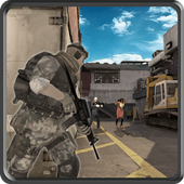 SWAT Killer Shooter icon