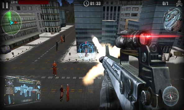 SWAT SNIPER FPS apk screenshot