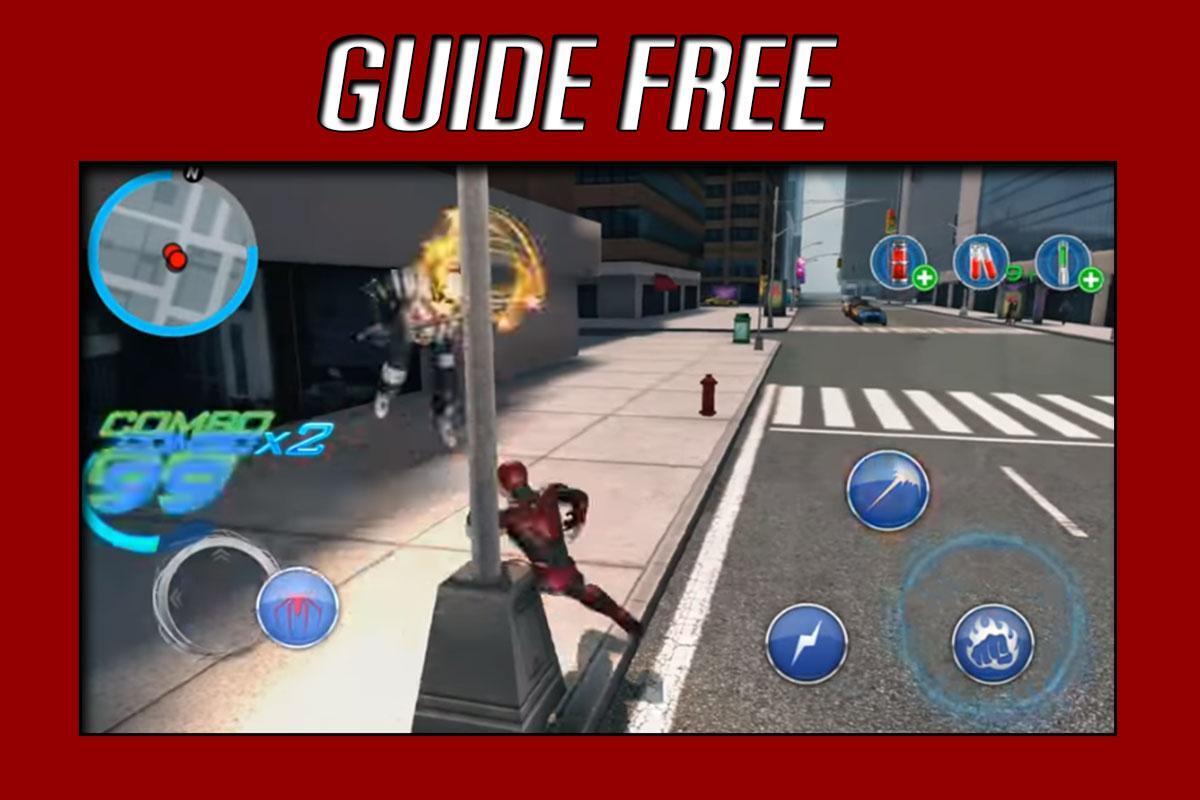 guide amazing spider man 3 apk-download - kostenlos bücher