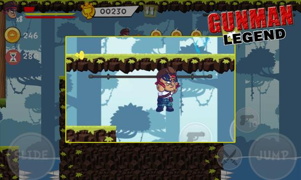 Gunman Legend - Puzzle Adventure screenshot 2