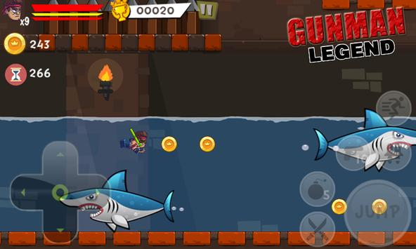Gunman Legend - Puzzle Adventure screenshot 4