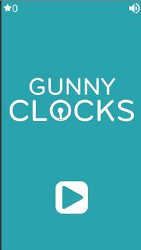 Gunny Clocks poster