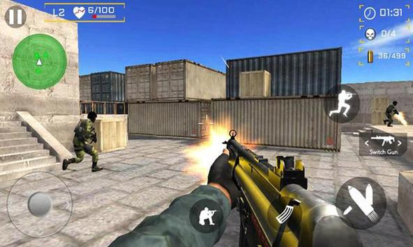 Gunner FPS Shooter screenshot 3