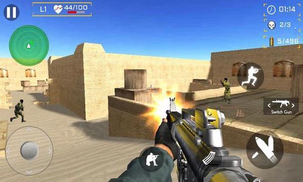Gunner FPS Shooter poster