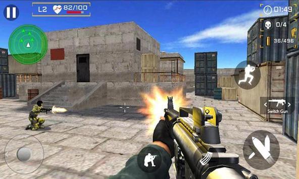 Gunner FPS Shooter screenshot 12