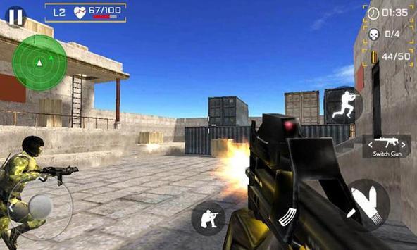 Gunner FPS Shooter screenshot 14