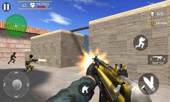Gunner FPS Shooter screenshot 1