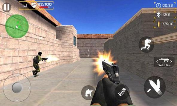 Gunner FPS Shooter screenshot 21