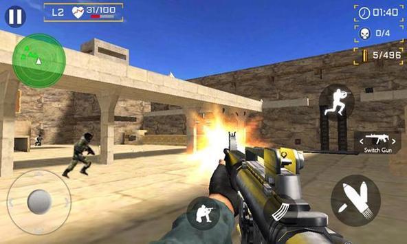 Gunner FPS Shooter screenshot 2