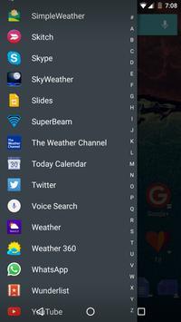 Launcher X apk screenshot