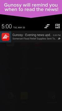 Gunosy:The world in your hands apk screenshot