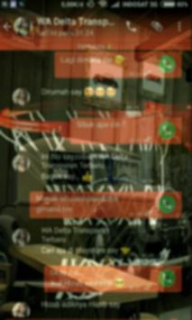 WA Transparan Modif Terbaru screenshot 1