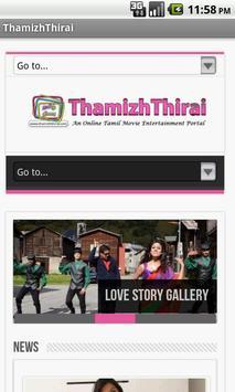 ThamizhThirai screenshot 2
