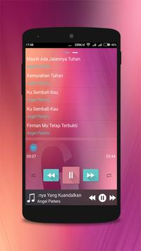 Lagu Angel Pieters - Rohani Lengkap screenshot 3