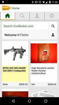GunBroker.com poster