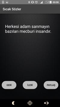 Sevda Sözleri screenshot 1