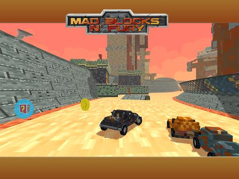 Mad Blocks N Fury apk screenshot
