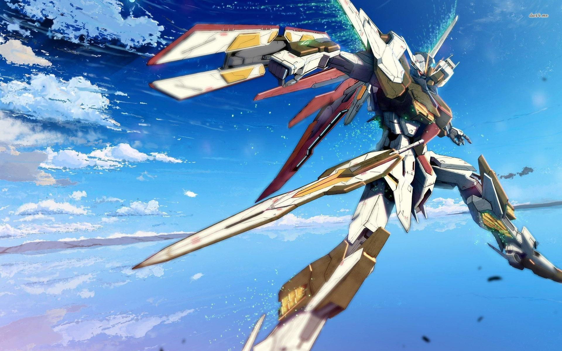 Cartoon Gundam Wallpapers 4k For Android Apk Download